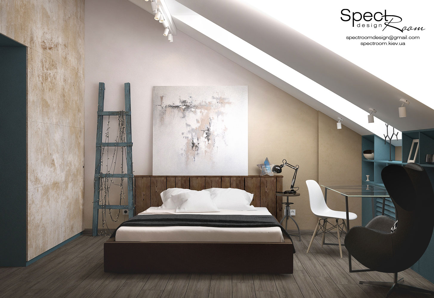 Spectroom for Kt interior designs